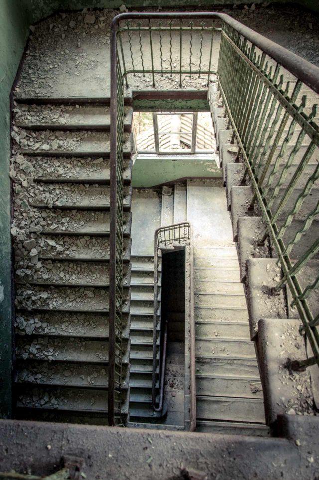 Beelitz Heilstätten Spuk