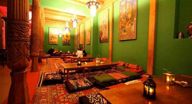 Berlin Tadshikische Teestube