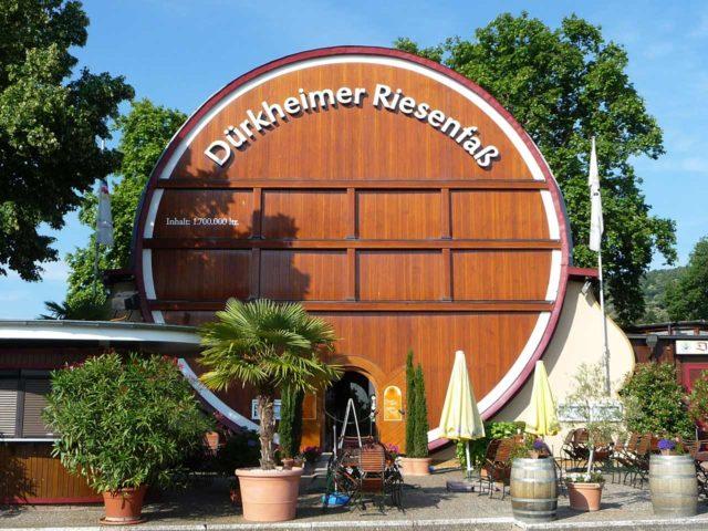 Dürkheimer Riesenfass in Bad Dürkheim