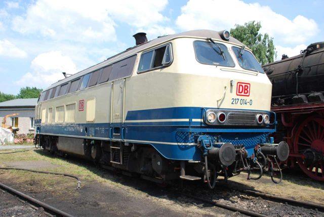 Eisenbahnmuseum Darmstadt