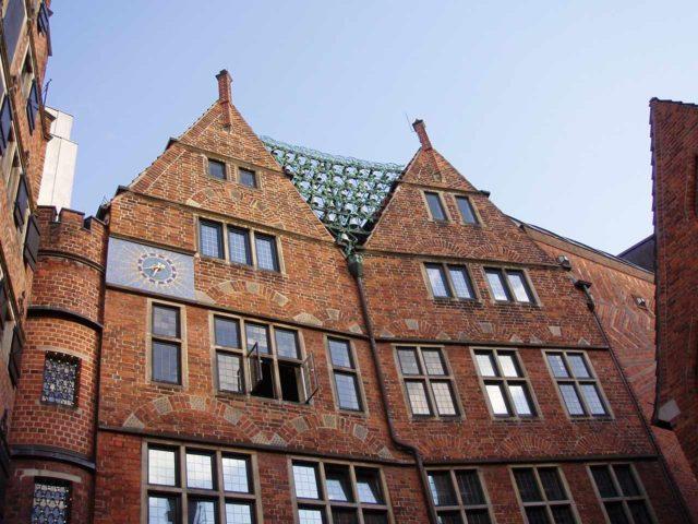 Haus des Glockenspiels Böttcherstraße Bremen