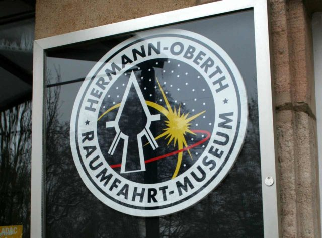 Hermann Oberth Raumfahrtmuseum Feucht