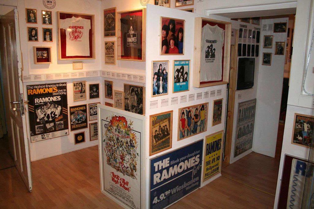 Ramones-Museum Berlin