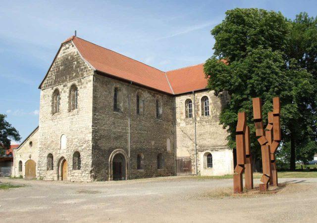 Sankt Burchardi Kirche Orgel John Cage Organ2 ASLSP