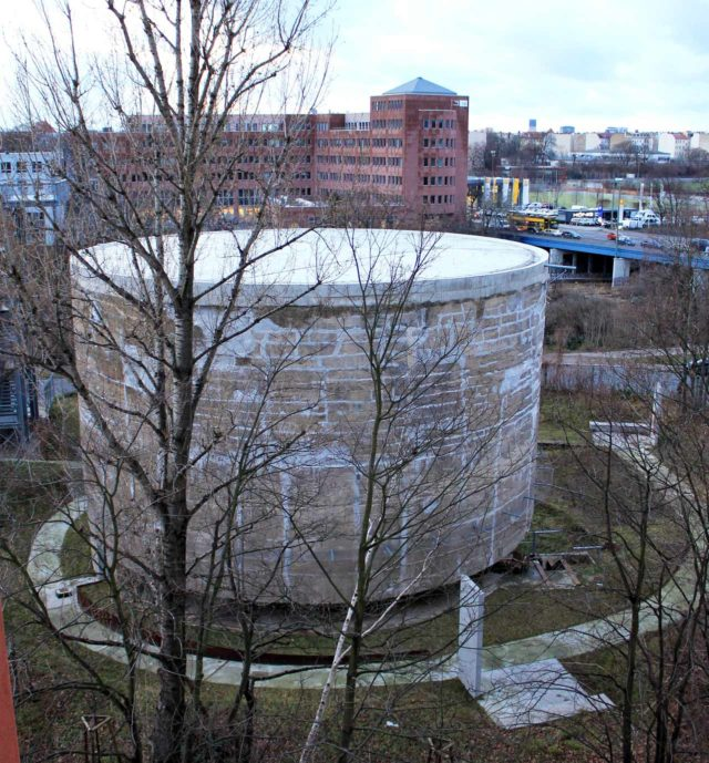 Schwerbelastungskörper Berlin