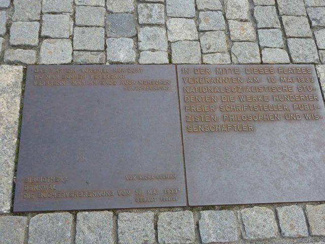 Bebelplatz Berlin
