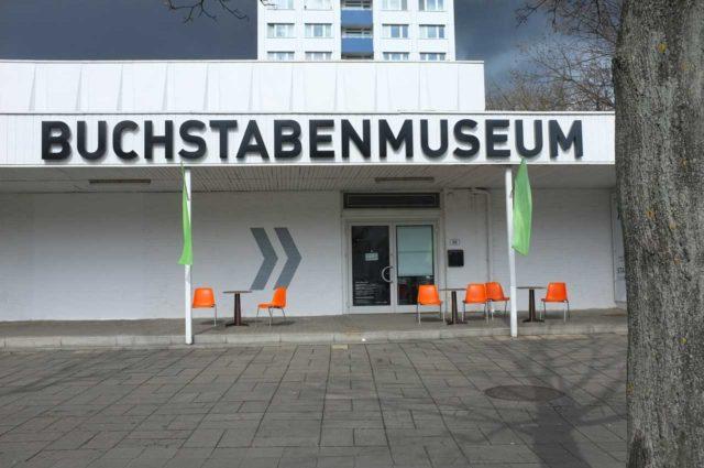 Buchstabenmseum Berlin
