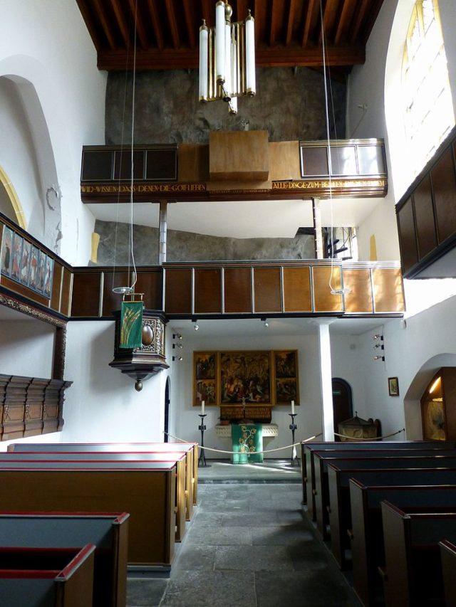 Felsenkirche Idar-Oberstein