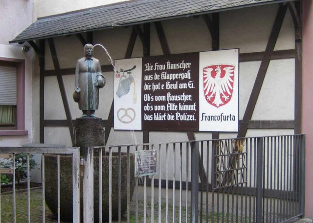 Fraa Rauscher Brunnen