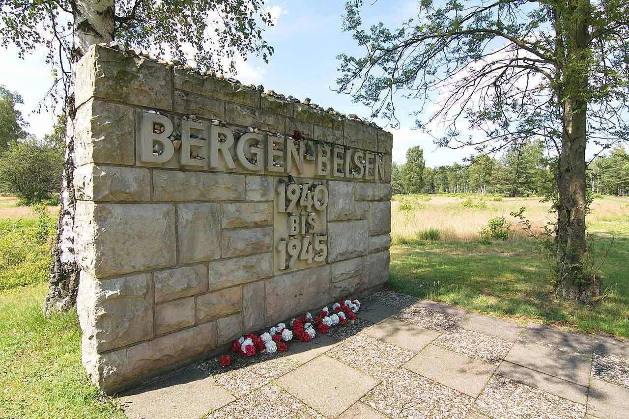 Bergen Belsen Kz