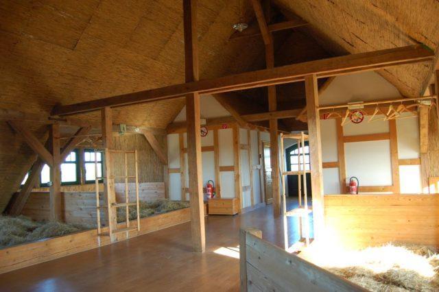 Heuhotel Heu-Ferienhof Altkamp auf der Insel Rügen