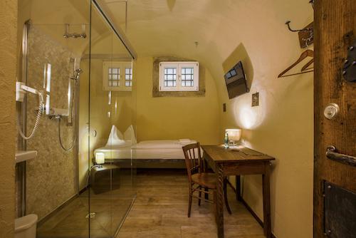 Hotel Fronfeste Gefängnishotel Knast-Hotel Fronfeste