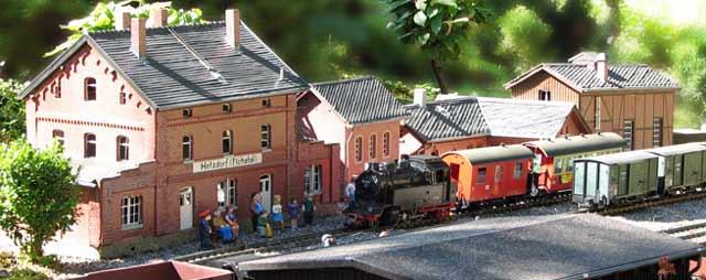 Klein-Erzgebirge Oederan Miniaturpark