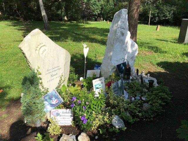 Knut der Eisbär Denkmal