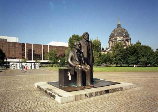 Marx-Engels-Forum Berlin
