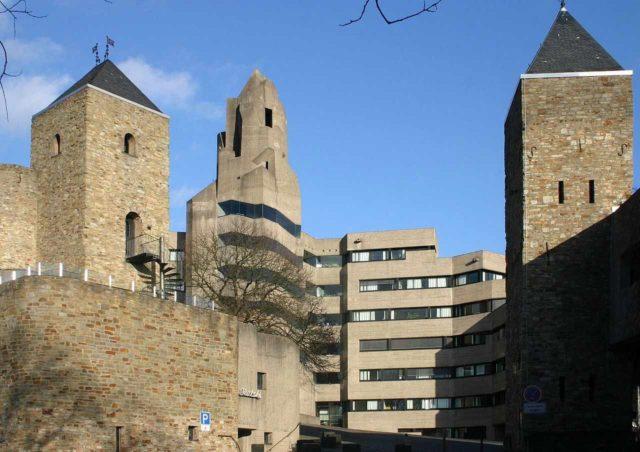Rathaus Altes Schloss Bensberg