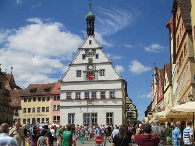 Ratstrinkstube Rothenburg ob der Tauber
