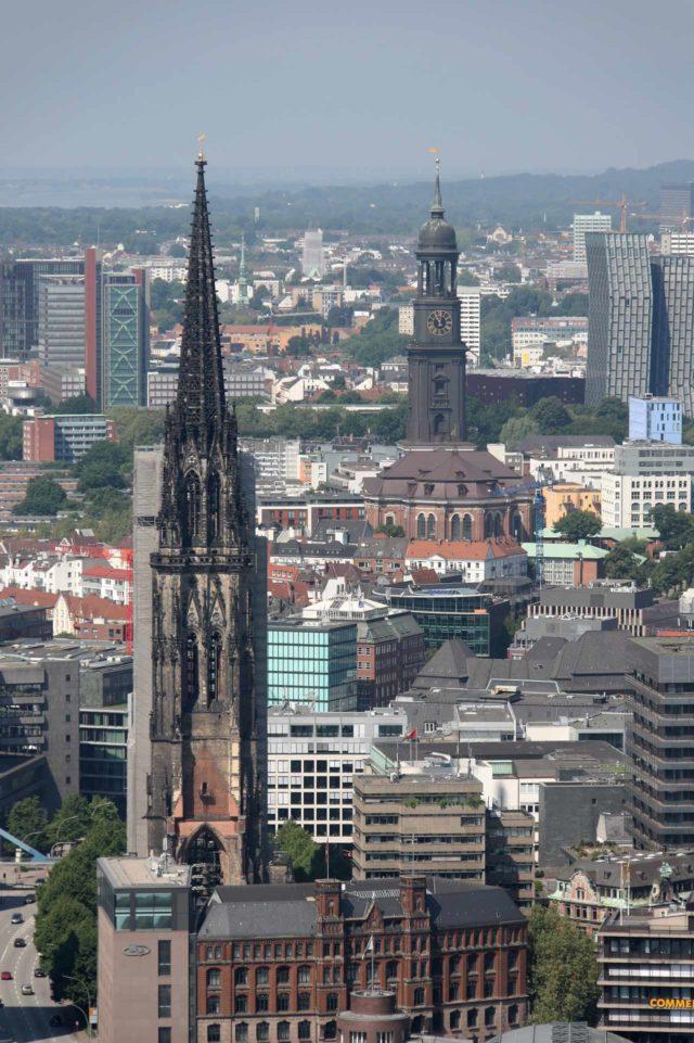 Sankt Nikolai Kirche Hamburg