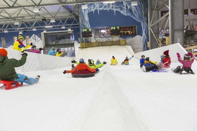 Skihalle Alpenpark Neuss
