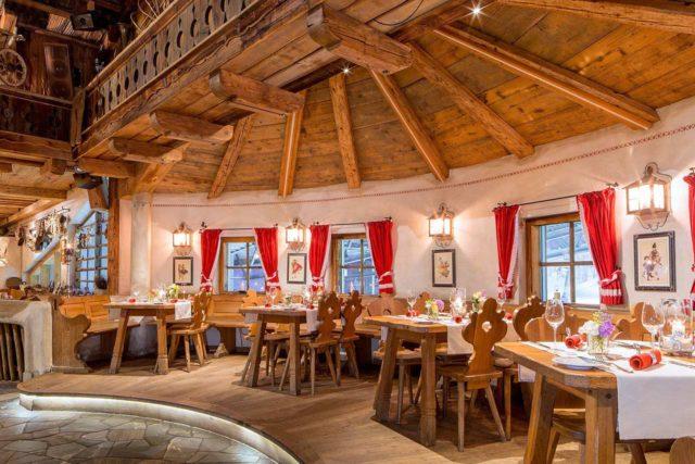 Skihalle Alpenpark Neuss Gastronomie