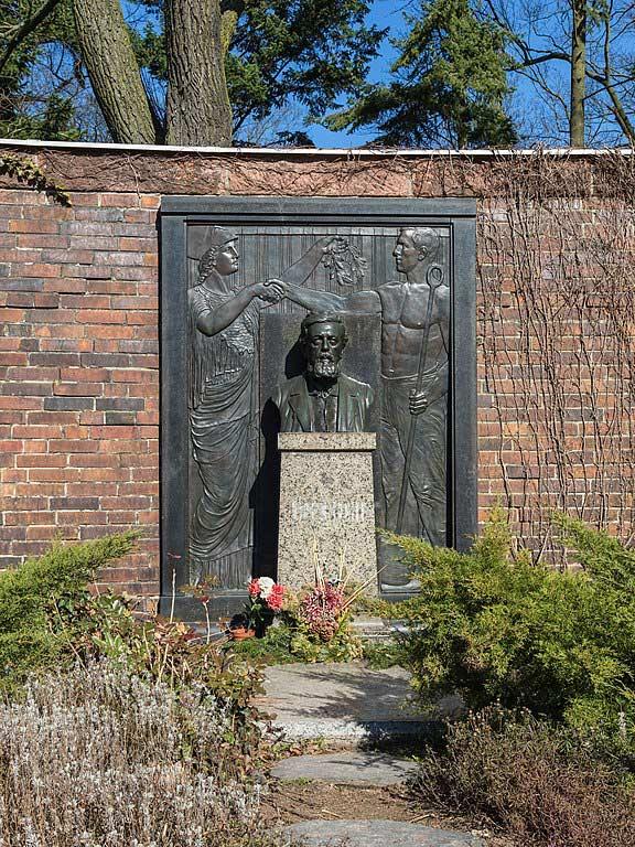 Sozialistenfriedhof Friedrichsfelde
