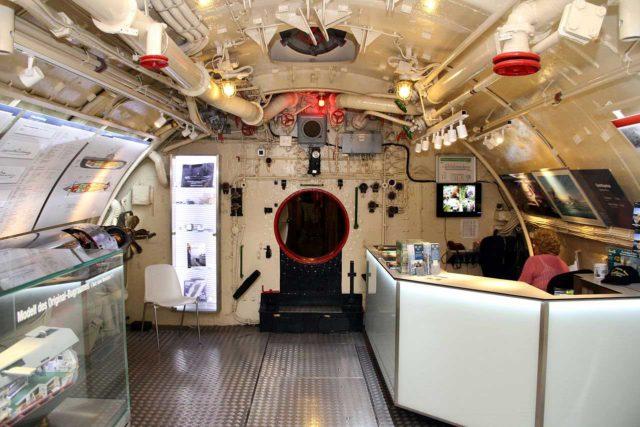 Technikmuseum U-Boot Wilhelm Bauer Bremerhaven