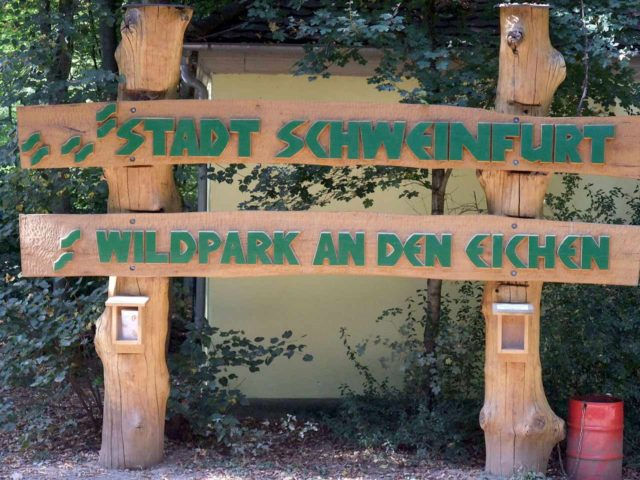 Wildpark an den Eichen Schweinfurt