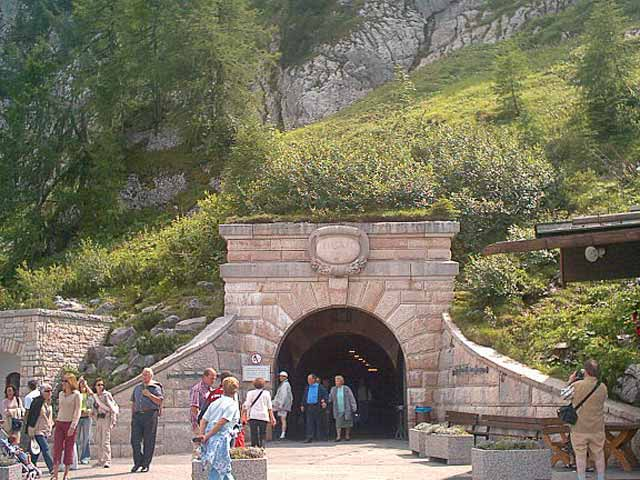Adlerhorst Kehlsteinhaus Berchtesgaden