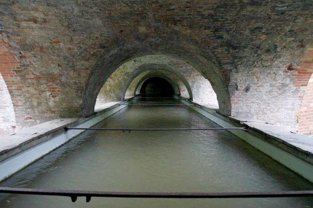 Aquädukt am Roten Tor