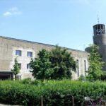 Bunkerkirche Sankt Sakrament in Düsseldorf