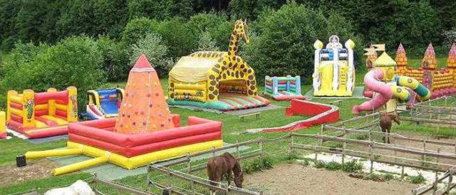 Familienpark Schwäbische Alb Westerheim