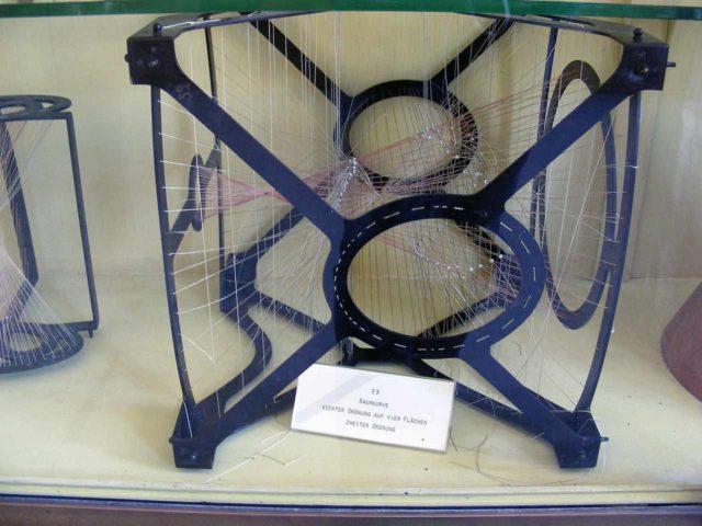 Göttinger Sammlung mathematischer Modelle und Instrumente