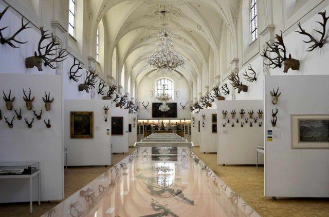 Jagd- und Fischereimuseum München