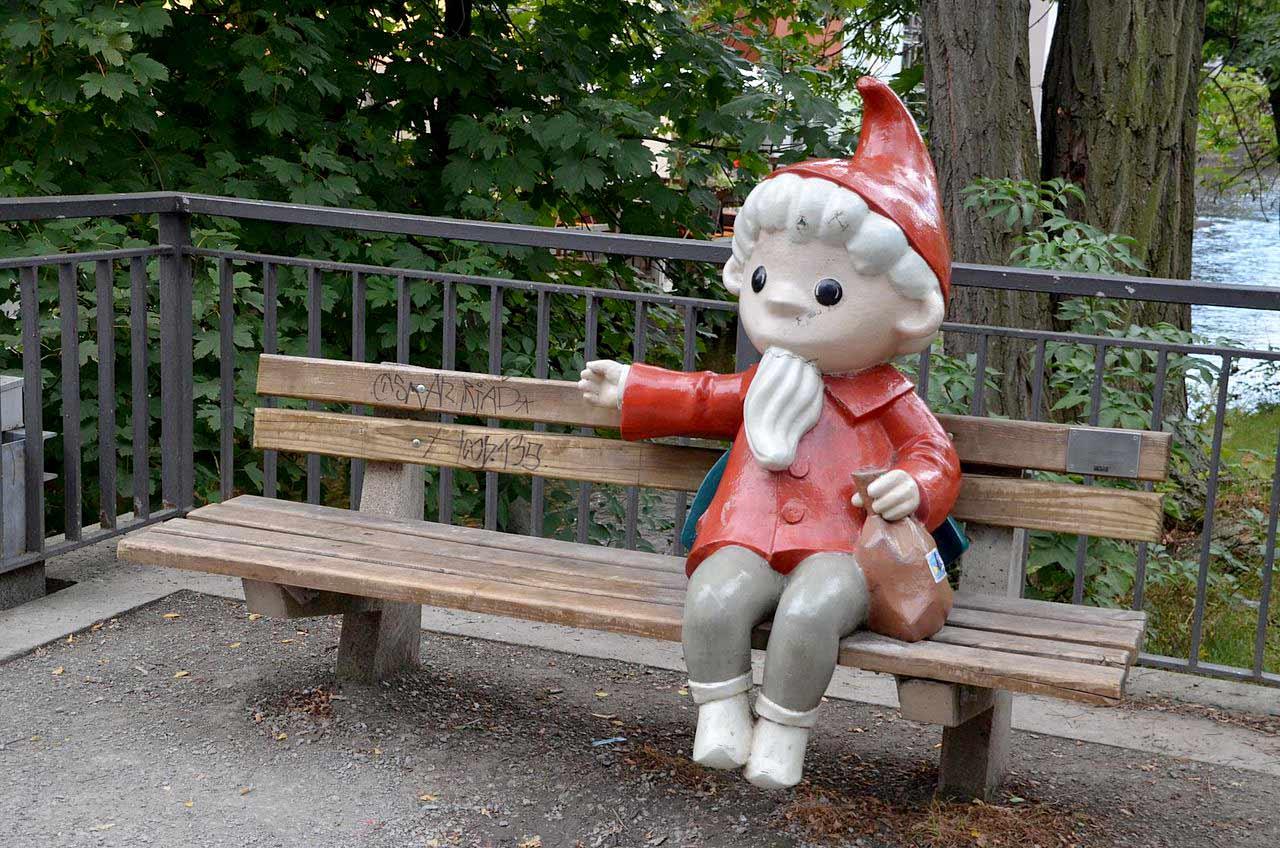 KiKA Figuren Erfurt