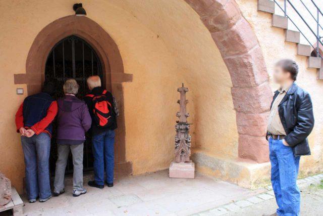 Michaelskapelle Oppenheim Beinhaus