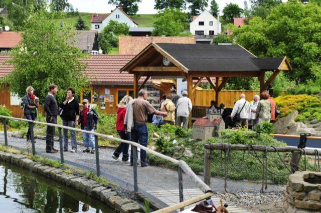 Miniaturpark Kleine Sächsische Schweiz