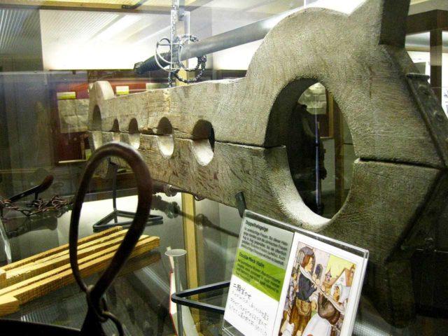 Mittelalterliches Kriminalmuseum Rothenburg ob der Tauber