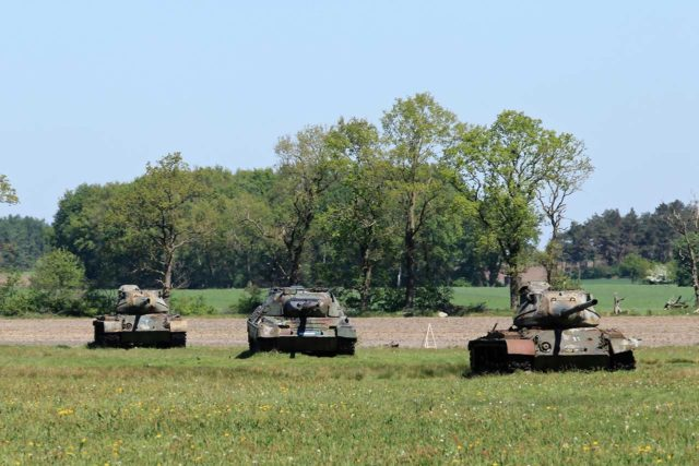 Panzerfriedhof Sögel
