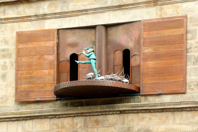 Rattenfänger Glockenspiel Hameln