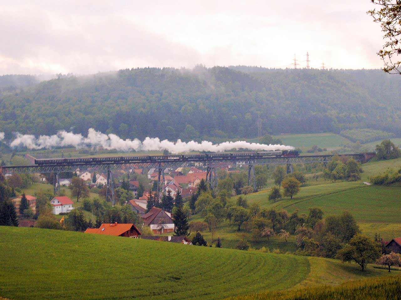 Sauschwänzlebahn Wutachtalbahn