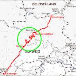 Sauschwänzlebahn Wutachtalbahn Strecke