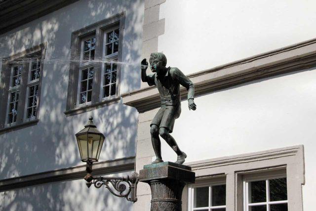 Schlängelbrunnen Koblenz