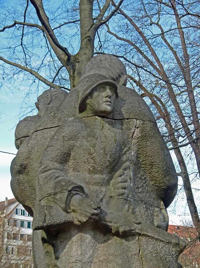 Silcher-Denkmal