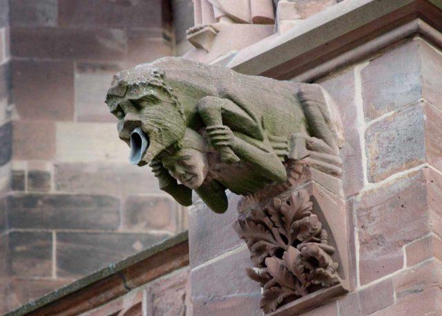 Wasserpeier Freiburg Münster