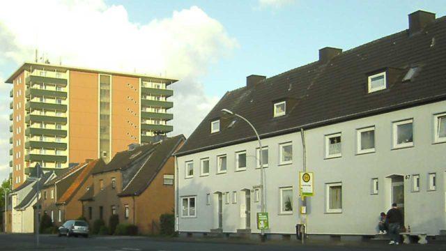 Wasserturmhochhaus Großheide