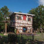 Hexenhaus am Hexentanzplatz in Thale (1)