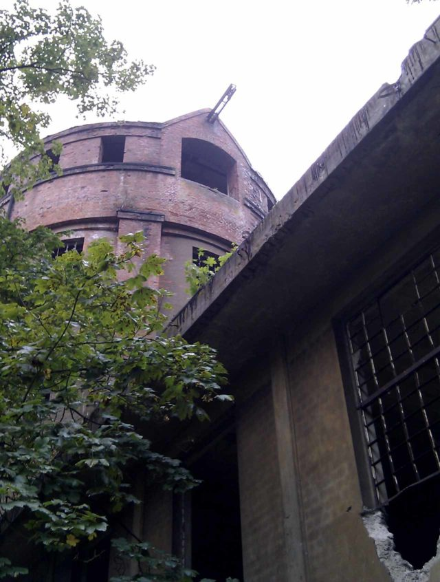 Dynamitfabrik Krümmel Geesthacht Wasserturm
