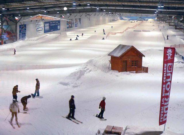 Snowdome Bispingen Indoor Ski