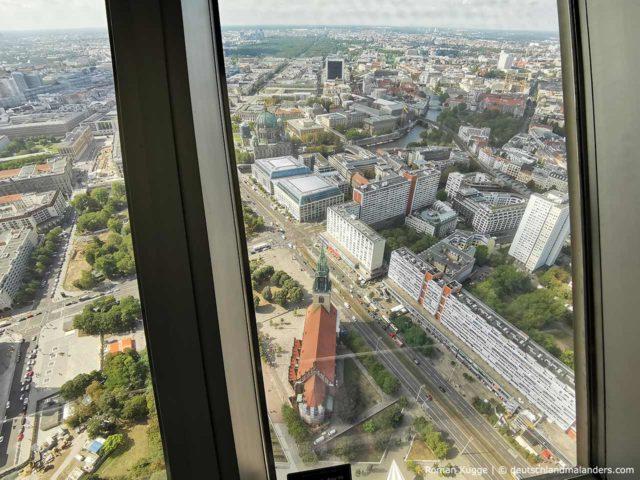 Höhenangst Fernsehturm Berlin