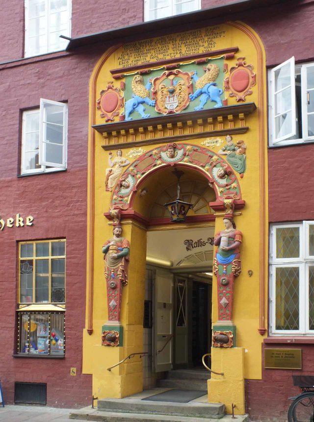 Lüneburg Alte Ratsapotheke